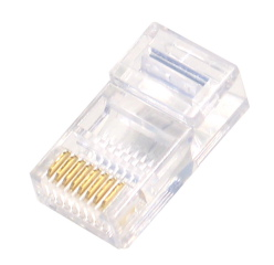 100 Pack RJ45 Connectors Network Connectors 26AWG